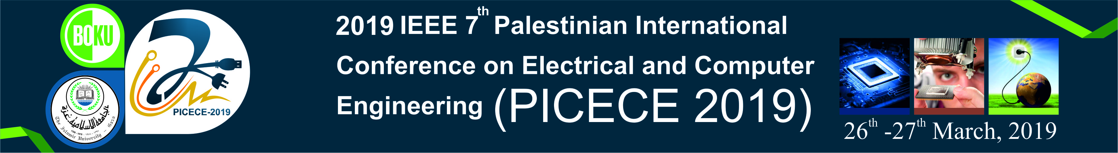 2018 IEEE 7th Palestinian International Conference on Electrical and Computer Engineering (PICECE)